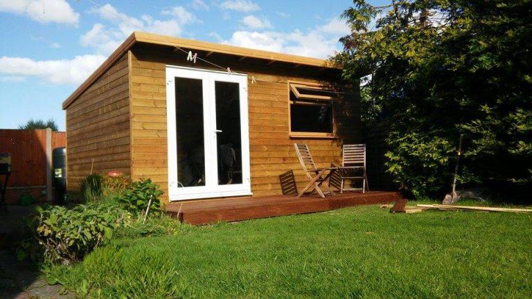 Garden Office Little Sutton
